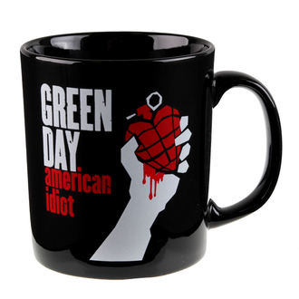 hrnek Green Day - American Idiot - ROCK OFF, ROCK OFF, Green Day