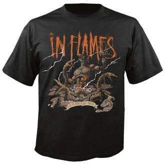 tričko pánské IN FLAMES - Aquarius - In flames we trust - NUCLEAR BLAST - 25311_T-Shirt