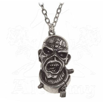 obojek Iron Maiden - ALCHEMY GOTHIC - Piece Of Mind, ALCHEMY GOTHIC, Iron Maiden