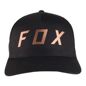 kšiltovka FOX - Copper Moth Trucker - Black, FOX