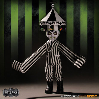 figurka Beetlejuice - Living Dead Dolls Doll - Showtime, LIVING DEAD DOLLS