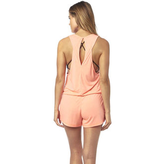 overal FOX - Refraction Romper - Merlot, FOX