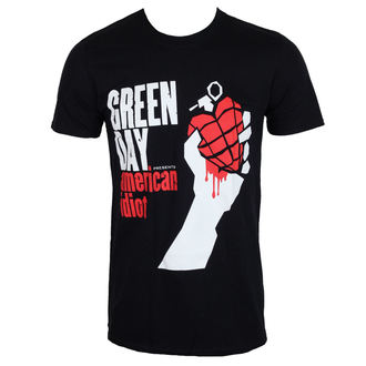 tričko pánské GREEN DAY - AMERICAN IDIOT - PLASTIC HEAD, PLASTIC HEAD, Green Day
