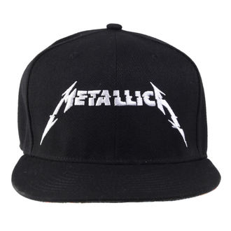 kšiltovka Metallica - Hardwired - Black, Metallica