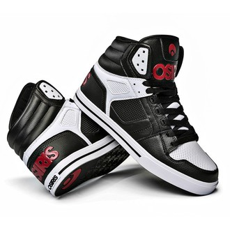 boty OSIRIS - Clone Black/Red/White - 1322-130