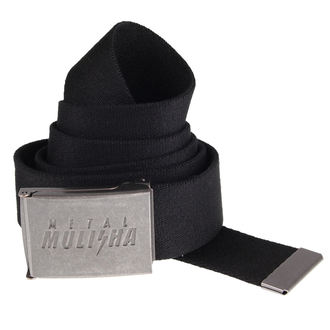 pásek METAL MULISHA - BOLT - BLK, METAL MULISHA