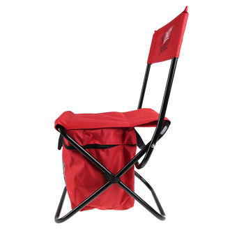 židle skládací INDEPENDENT - Only Choice Chair - Red, INDEPENDENT