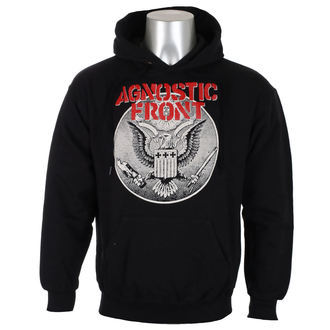 mikina pánská AGNOSTIC FRONT - ALL AGAINST ALL - Black - RAGEWEAR, RAGEWEAR, Agnostic Front