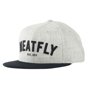 kšiltovka MEATFLY - District 17 -  E - Heather Gray