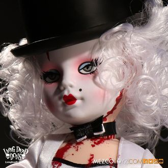 panenka Madame la morte - Living Dead Dolls