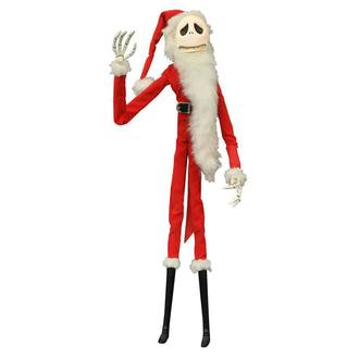 dekorace (figurka) Nightmare before Christmas - Coffin Doll Santa Jack