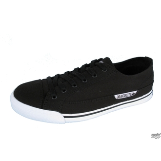 boty MACBETH - Matthew - BLACK/WHITE