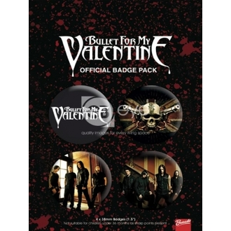 placky - Bullet For My Valentine - BP0028, GB posters, Bullet For my Valentine