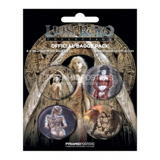placky - Luis Royo - BP80132 - Pyramid Posters
