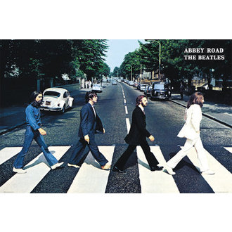 plakát The Beatles - Abbey Road - GB Posters, GB posters, Beatles