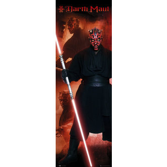 plakát Star Wars - Darth Maul S.O.S - GB Posters - DP0392