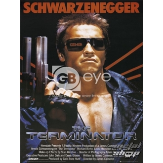 plakát - The Terminator - FP1677, GB posters