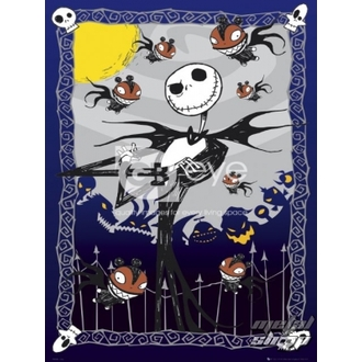plakát - NIGHTMARE BEFORE CHRISTMAS - Glow - FP2155 - GB posters