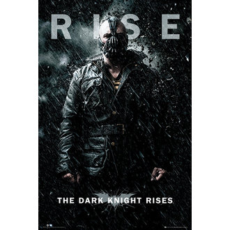 plakát Batman - The Dark Knight Rises Ban - GB Posters