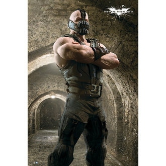 plakát Batman - The Dark Knight Rises Ban - GB Posters, GB posters