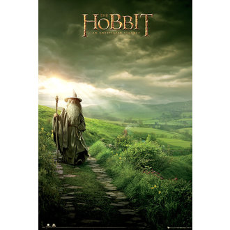 plakát The Hobit - Gandalf Teaster - GB Posters, GB posters