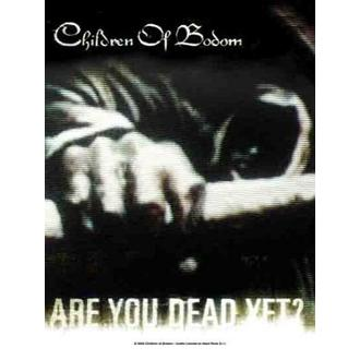 vlajka Children of Bodom - Are you dead yet? -  HFL696