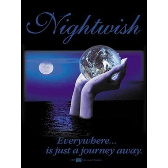 vlajka Nightwish - Everywhere - HFL0421