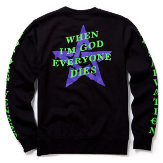 mikina unisex KILLSTAR - MARILYN MANSON - When I'm God - Black