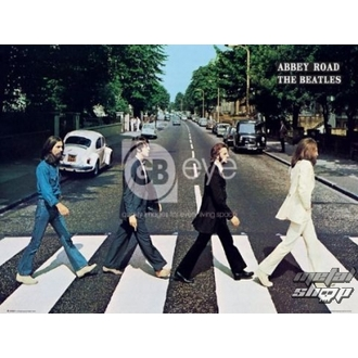 plakát - The Beatles - Abbey Road - LP0597 - GB posters
