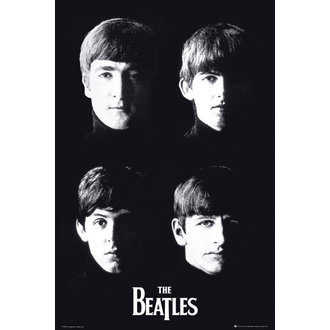 plakát The Beatles - With The - GB Posters, GB posters, Beatles