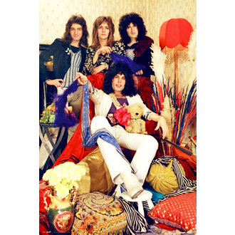 plakát Queen - Band - GB Posters, GB posters, Queen