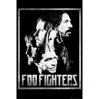plakát Foo Fighters - Group - GB Posters, GB posters, Foo Fighters