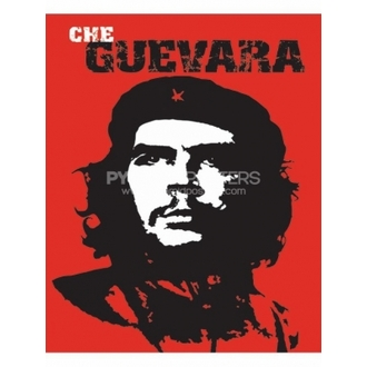 plakát - Che Guevara (Red) - PO7003 - Pyramid Posters