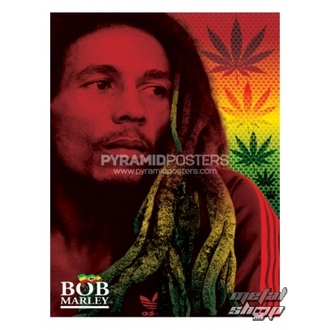 plakát - Bob Marley (Dreads) - PP31791 - Pyramid Posters