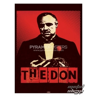 plakát - Kmotr (The Don) - PP31801, PYRAMID POSTERS