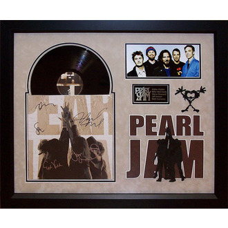 LP s podpisem Pearl Jam - Ten, ANTIQUITIES CALIFORNIA, Pearl Jam