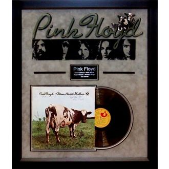 LP s podpisem Pink Floyd - Atom Heart Mother, ANTIQUITIES CALIFORNIA, Pink Floyd