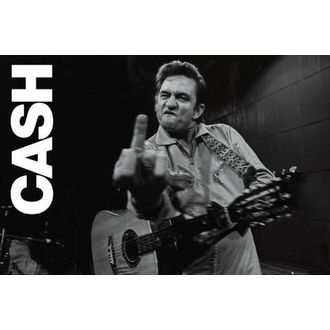 plakát - JOHNY CASH - GB Posters - LP1341