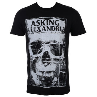 náramek Asking Alexandria - Wrist Ride - PLASTIC HEAD