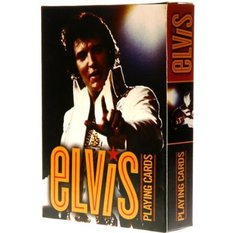 karty Elvis Presley colour - Aquarius