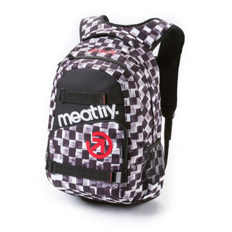 batoh MEATFLY - Exile - E Cross Check Black, MEATFLY
