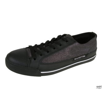 boty MACBETH - Matthew - BLACK/METALLIC
