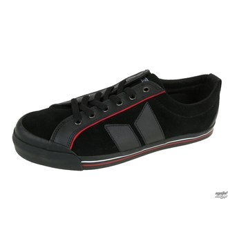 boty MACBETH - Eliot Premium - BLACK/BLOOD RED