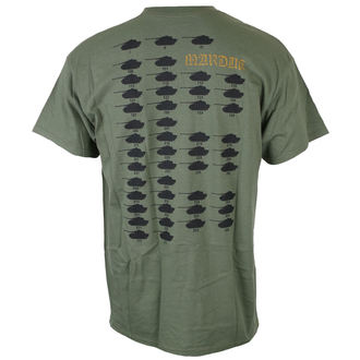 tričko pánské MARDUK - 503-TANKS - MILITARY GREEN - JSR, Just Say Rock, Marduk