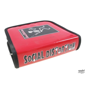 pouzdro na CD BIOWORLD - Social Distortion