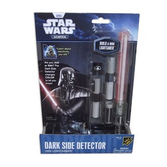 světelný meč (replika) STAR WARS - Science Dark Side Detector, STAR WARS