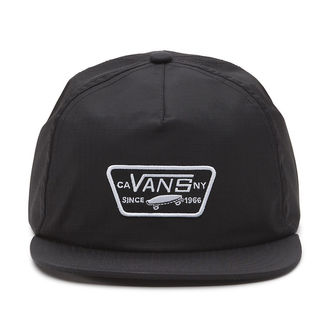 kšiltovka VANS - REBEL RIDERS - Black, VANS