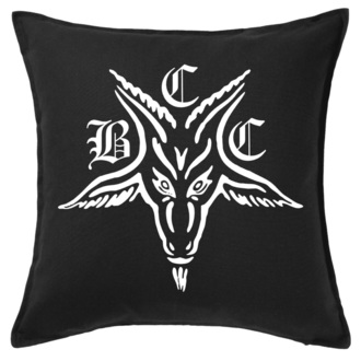 polštář BLACK CRAFT - BCC Goat Throw, BLACK CRAFT