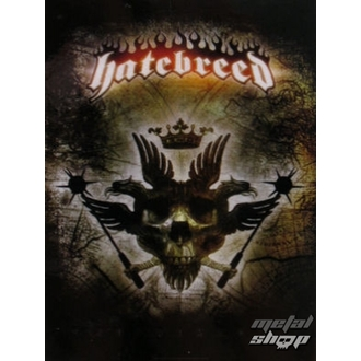 vlajka Hatebreed - Eagle, HEART ROCK, Hatebreed