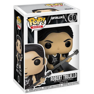 figurka Metallica - Robert Trujillo - POP!, Metallica